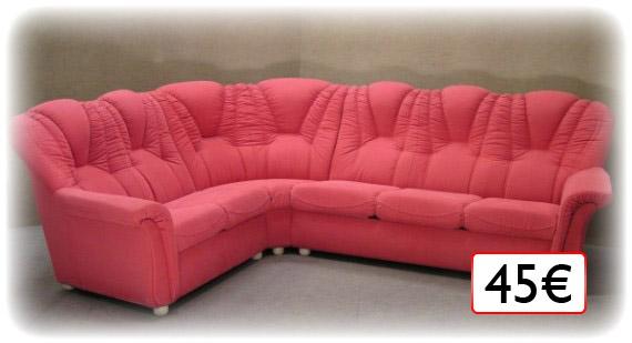 veľký gauč 45€